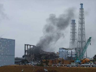 The nuclear accident in Japan has risen to the level 7 gravity