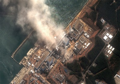 Nuclear accident at the Fukushima nuclear power plant, Japan