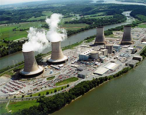 Nuclear Power Plant Usa