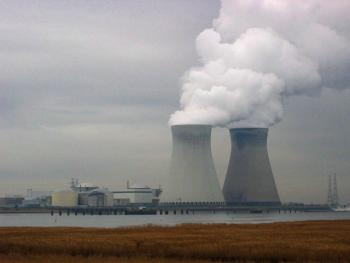 Doel Nuclear Power Station - 3