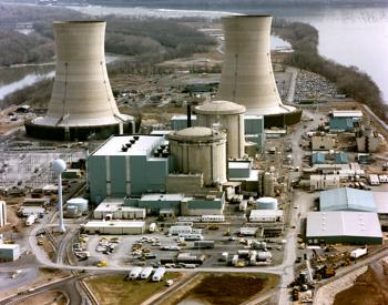 Three Mile Island-2 nuclear power plant, United States