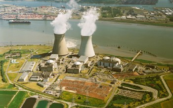Doel Nuclear Power Station, Belgium