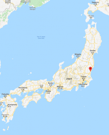 Accident in Tokaimura Nuclear Fuel Treatment Plant