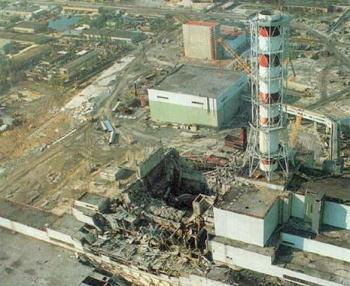 Mayak nuclear accident
